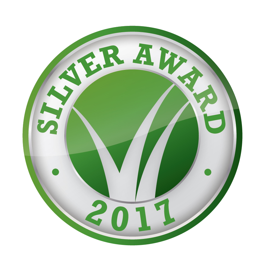 2017 Better Homes and Gardens® Real Estate Silver Award!